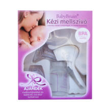 Baby Bruin kézi mellszívó pumpás normál üveghez