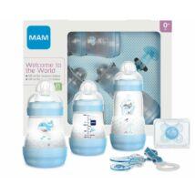 Mam Welcome to the World ajándékszett -5 részes- Blue bálna