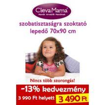Clevamama szobatisztaságra szoktató lepedő 70x90 cm