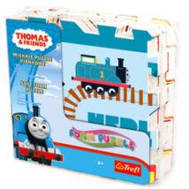 Thomas a gőzmozdony - nagyméretű habszivacs puzzle 8 db