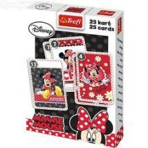 Minnie egér Fekete Péter - Mickey és Minnie - kártyajáték