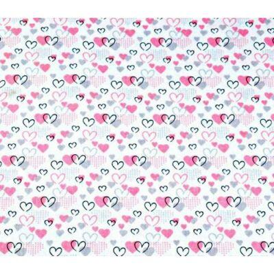 Ovis ágynemű szett - Apró szívek