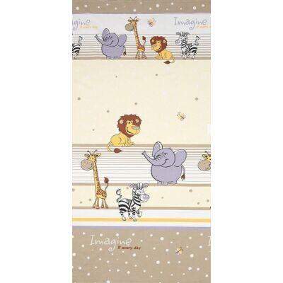 Ovis ágynemű szett -Krém szafari