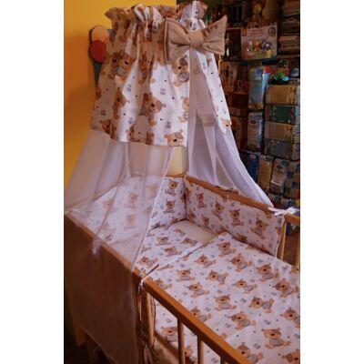 9 Hónap - 4 részes bébi ágynemű -Teddy Macim
