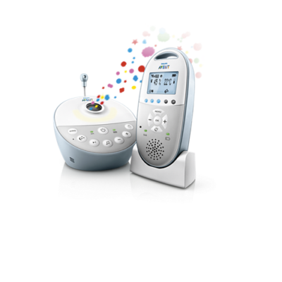 Philips Avent SCD580 DECT baby monitor
