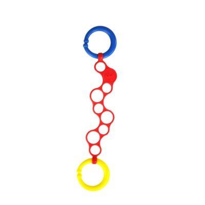 Oball O-links lánc játékokhoz- mix colours red