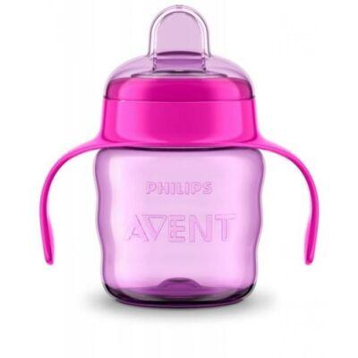 Philips Avent Itatópohár Classic 200ml Pink