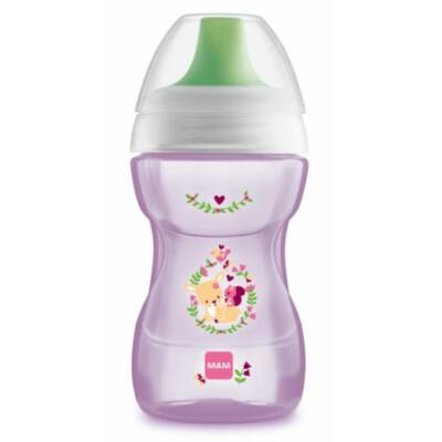 Mam Fun To Drink Cup itatópohár 270 ml Pink