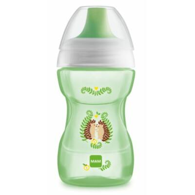 Mam Fun To Drink Cup itatópohár 270 ml zöld