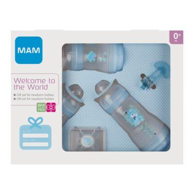 Mam Welcome to the World ajándékszett -5 részes- Blue