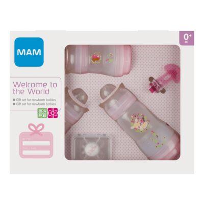 Mam Welcome to the World ajándékszett -5 részes- Rose