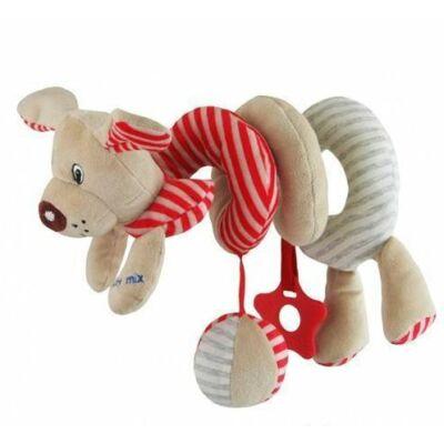 Baby mix plüss spirál játék - Kutya
