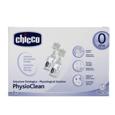Chicco Fiziológiás sóoldat ampullák 20 x 2ml