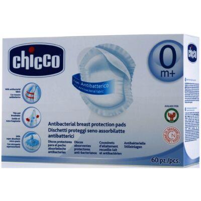 Chicco Antibakteriális melltartóbetét abszorbenssel 60db