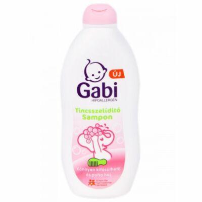 Gabi Tincsszelidítő sampon - 400 ml