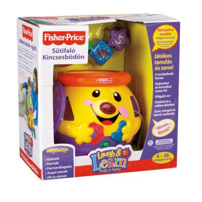 Fisher-Price Sütifaló Kincsesbödön - 2 nyelvű