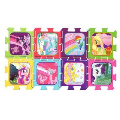 Én kicsi Pónim nagyméretű habszivacs puzzle 8 db