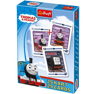 Thomas és barátai Fekete-Péter kártyajáték