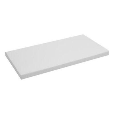 Szivacsmatrac 60*120*6 cm fehér
