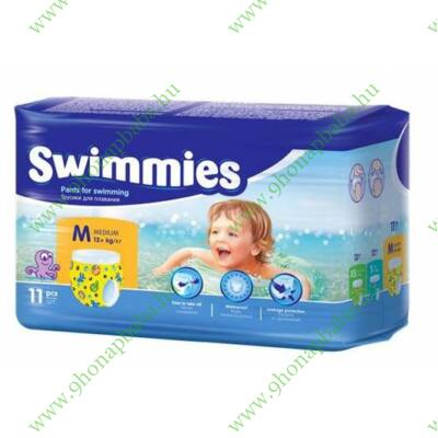 Swimmies úszópelenka 12+ kg-tól (M-es)