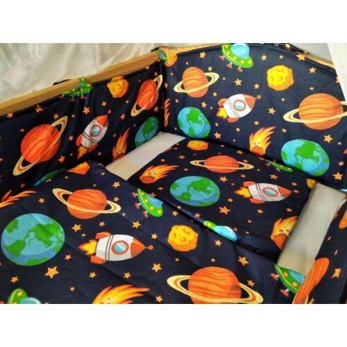 Ovis-gyermek ágynemű huzat - Galaxis