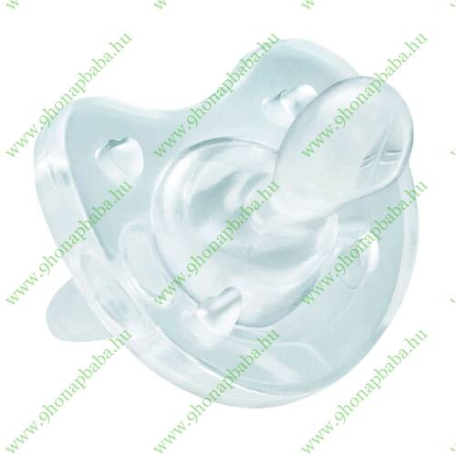 Chicco Physio Soft szilikon cumi 4m+