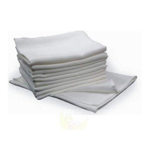 Cseh textilpelenka fehér - 10 db-os szett