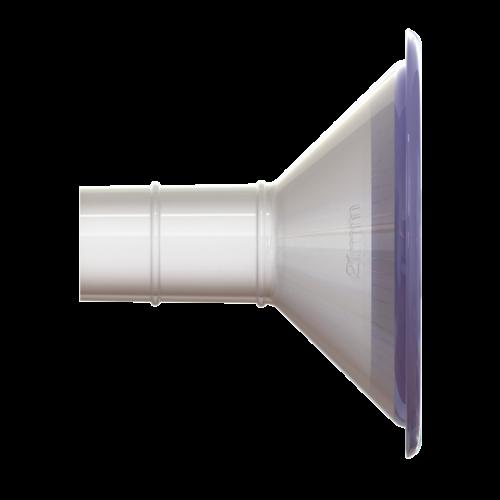 Lansinoh Comfort fit szívófej - L méret - 28 mm - nagy
