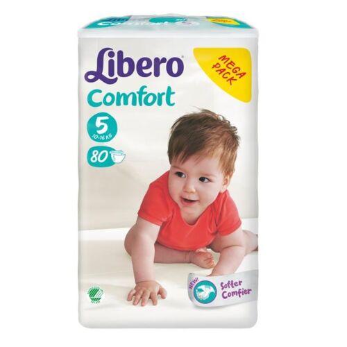 Libero Comfort Mega 10-16 kg (5) prémium nadrágpelenka - 80 db
